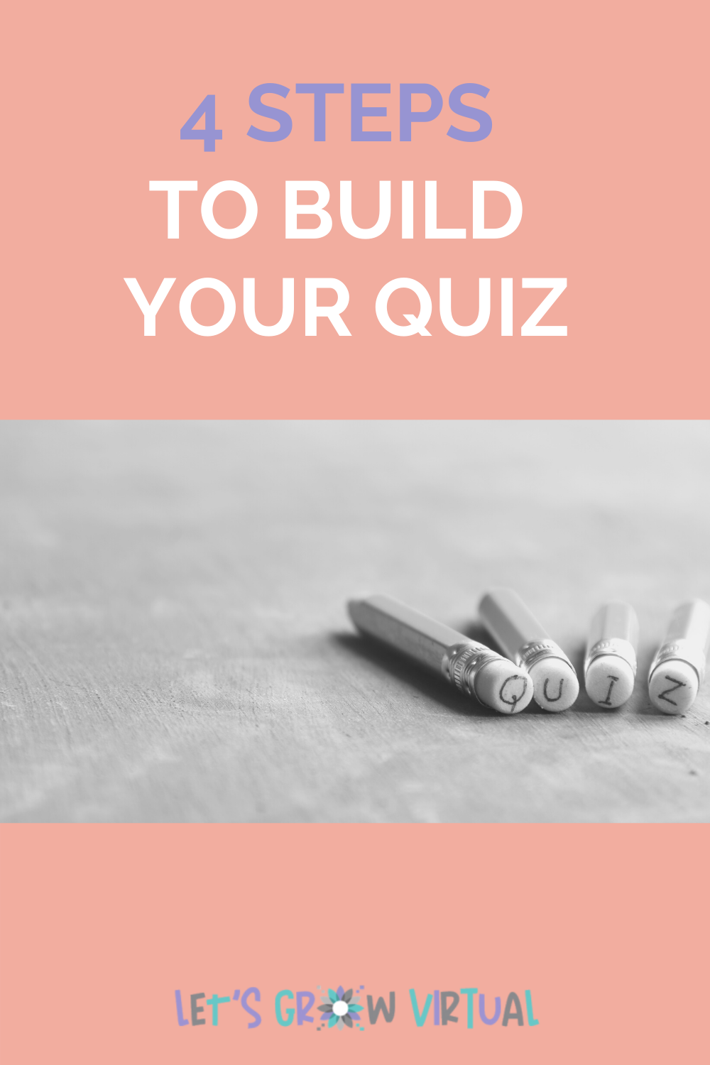 4 Steps to Building Your Quiz
